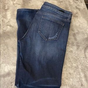 Kut From The Kloth Distressed Jeans Size 10